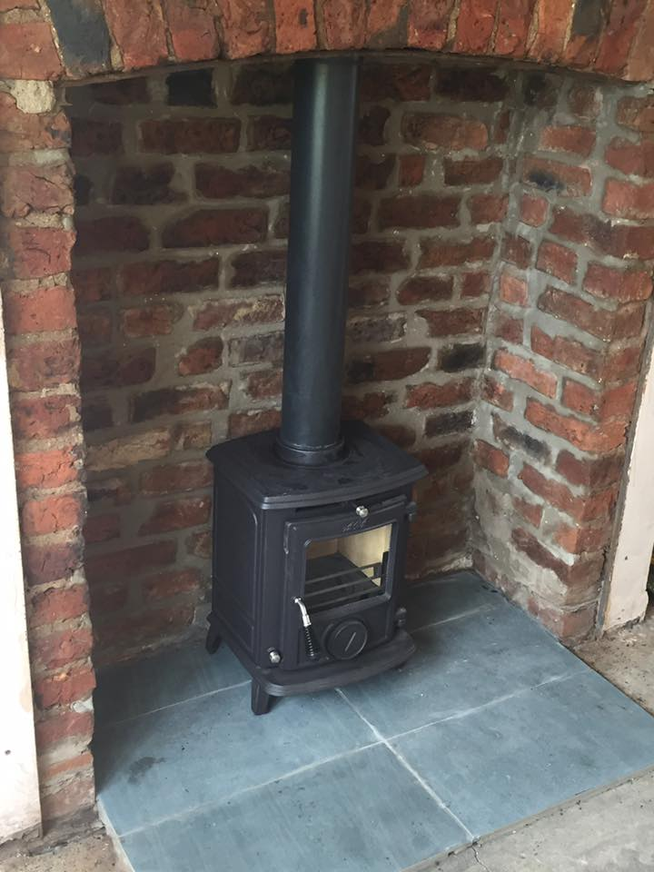 Chimney sweep york