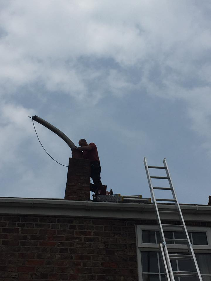 York chimney sweep