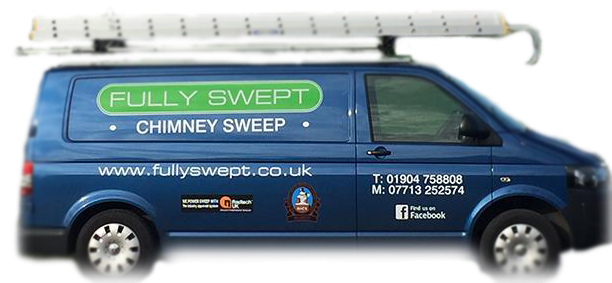 fully swept chimney sweep