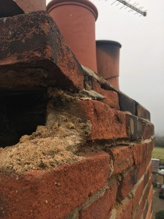 chimney repair york